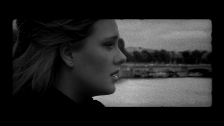 "Adele, ""Someone Like You."""