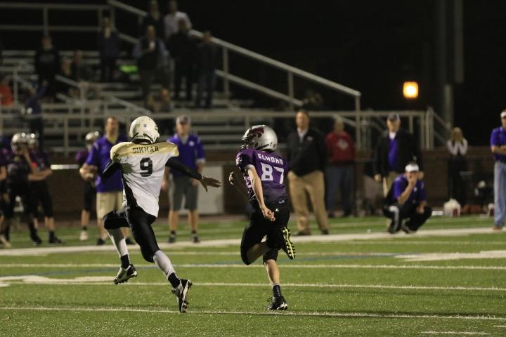 Watch Camden run...