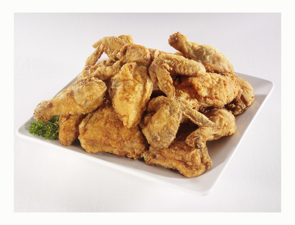 Genuine Broaster Chicken 40-70% less fat than fried chicken