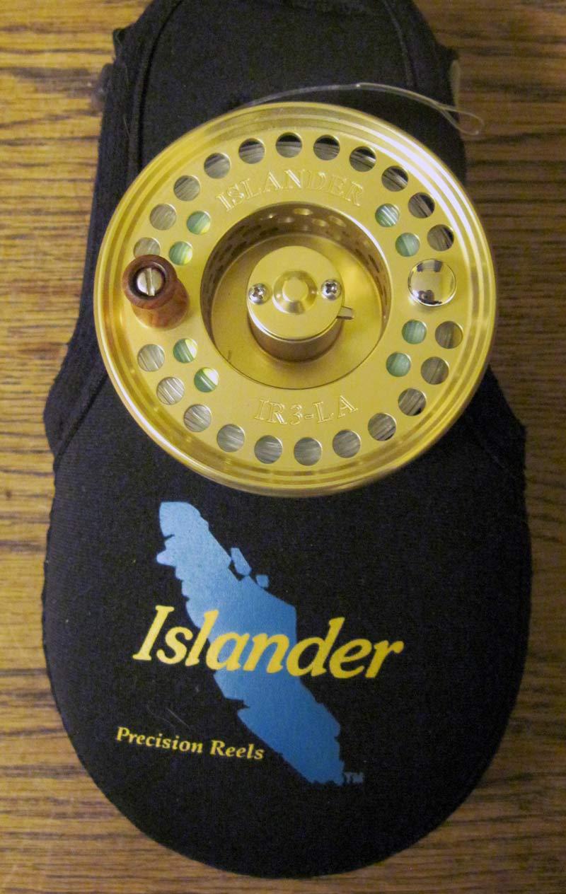 A Spare Islander Spool