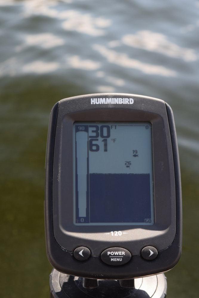Humminbird Fish Finder