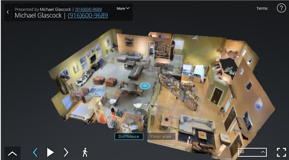 Matterport Real 3D Technology