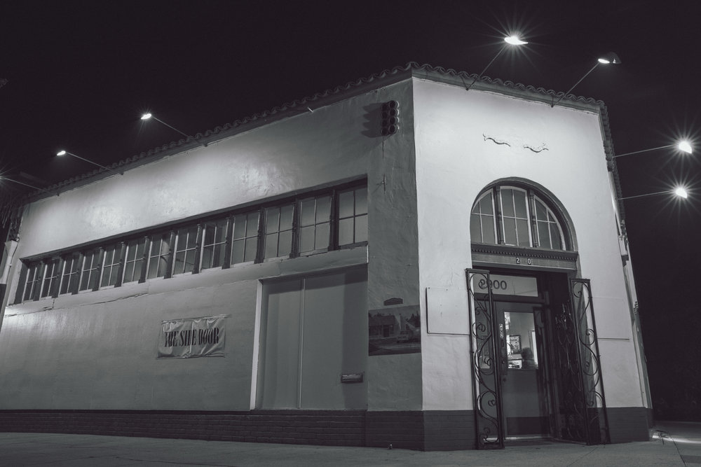 The home of The Side Door @ The Fifth String has served a variety of purposes over the years, including a Safeway store way back in the 20th century.