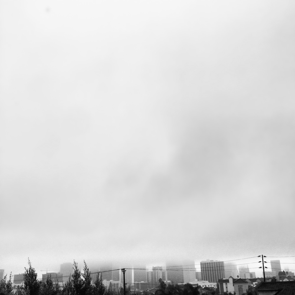 Cloud Cover from Buddytown - Los Angeles, CA