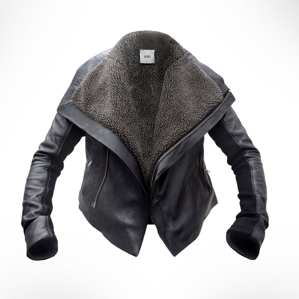 Black | Shearling Wool Brown
