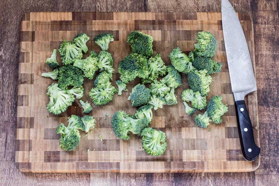 Broccoli Bites l  wanderingroot.com