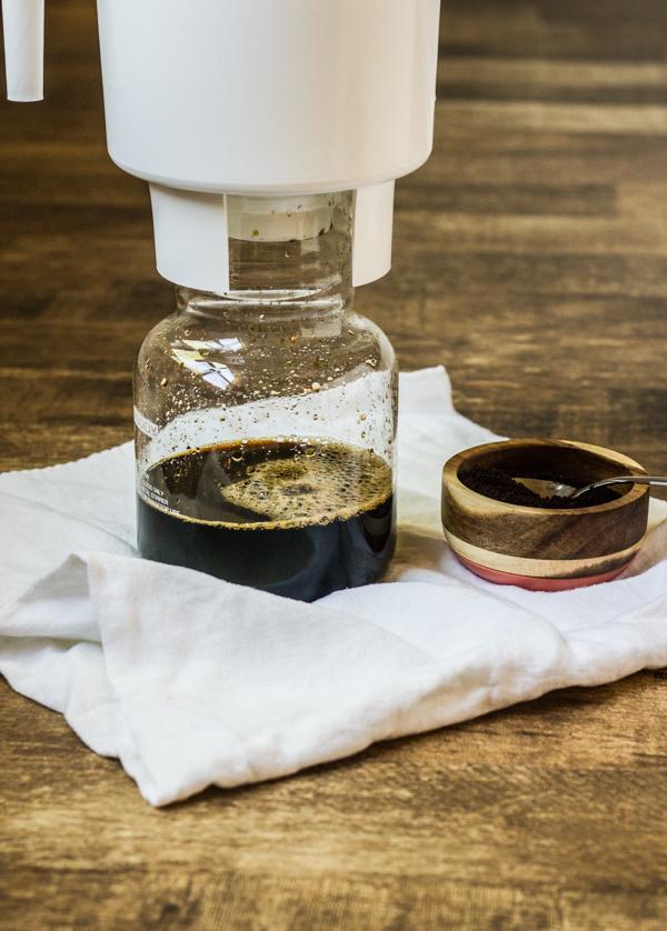 Cold Brew Coffee l wanderingroot.com