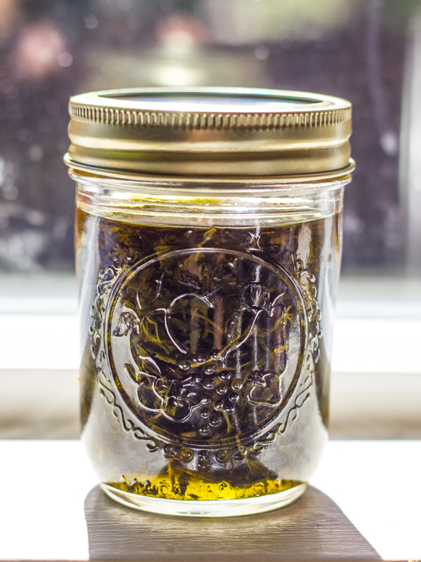 DIY Oil of Oregano l wanderingroot.com