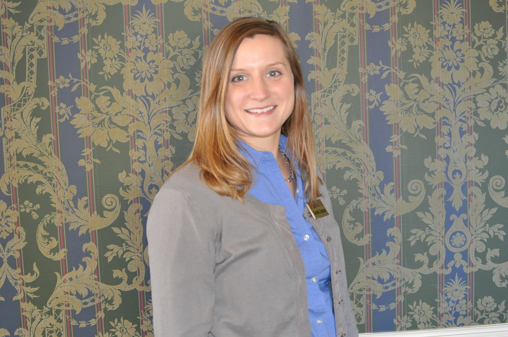 Chantilly National's new Private Events Director