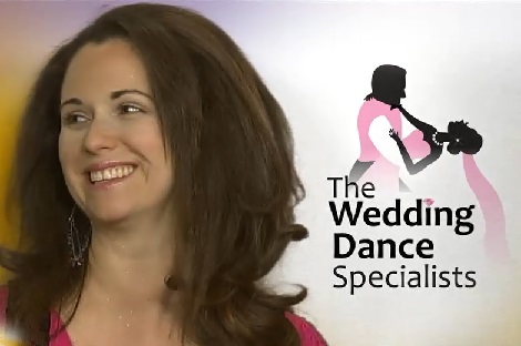 Deborah Joy Block, industry expert and owner of The Wedding Dance Specialists.