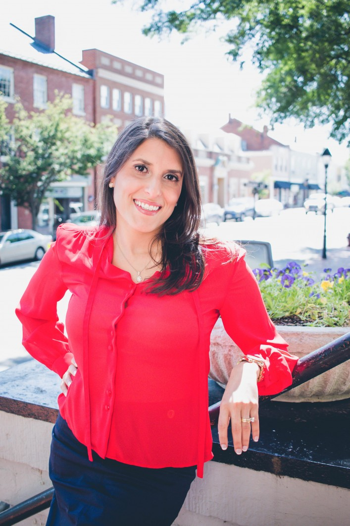 Meet Virginia Fernandez-Swope. A Warrenton wedding planner specializing in multi-cultural and Latin weddings.