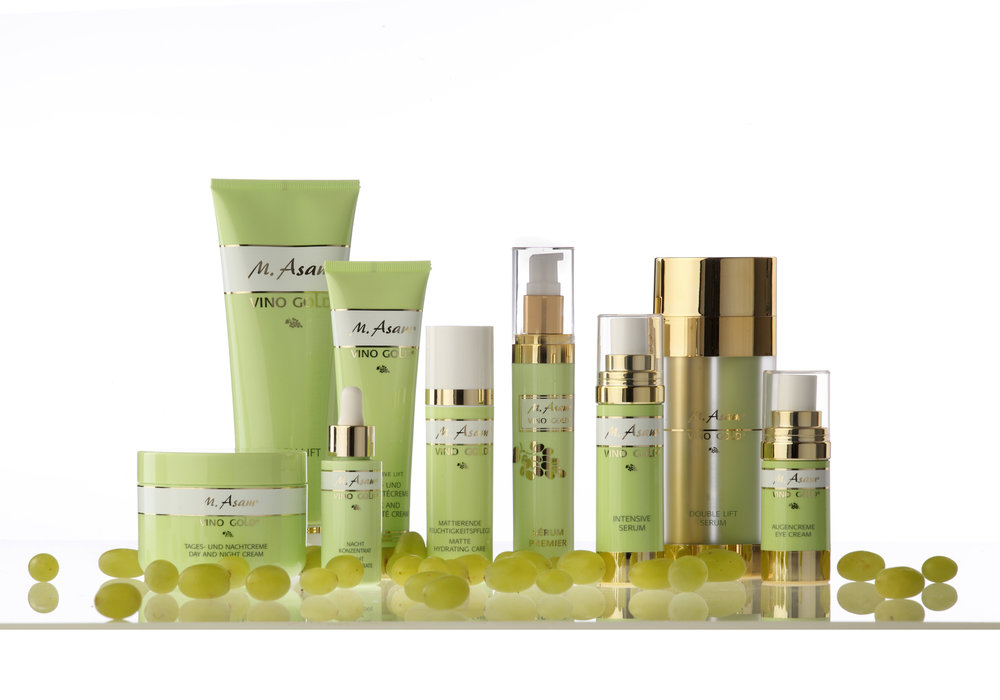 The Luxury Skin Care with Powerful Grape Extracts