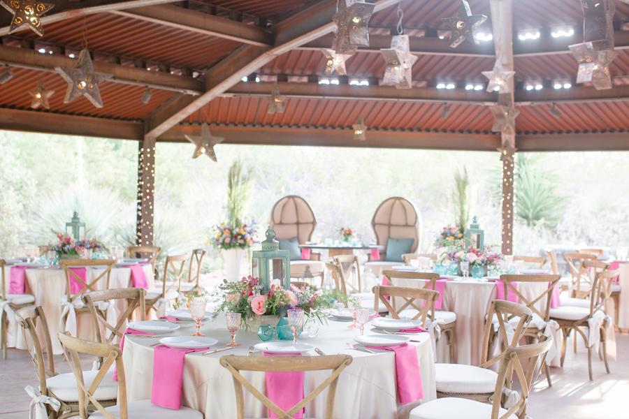 Botanical Gardens Reception Styled Shoot Brides Weddings Magazine