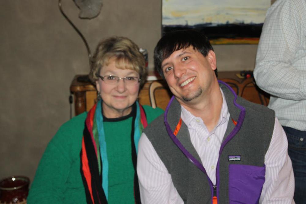 mom and joel