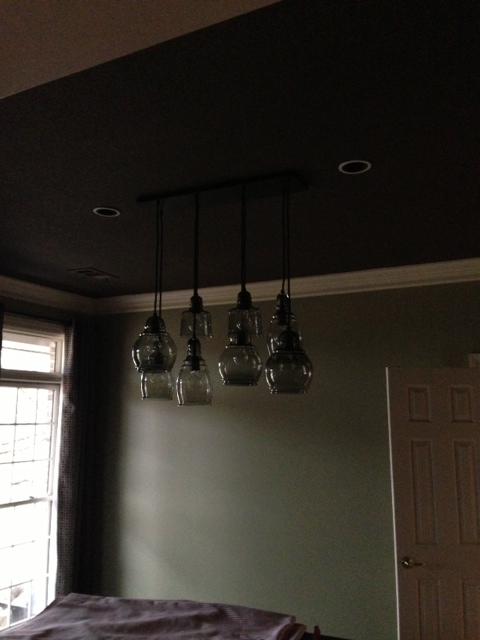 new chandelier & These little lights of mine.. u2014 The Abundant Life Project