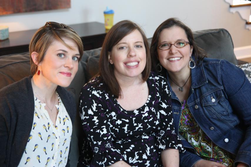 Sarah, Susan, and Dana