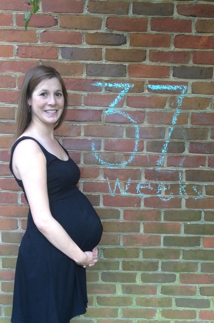 37 weeks - KW