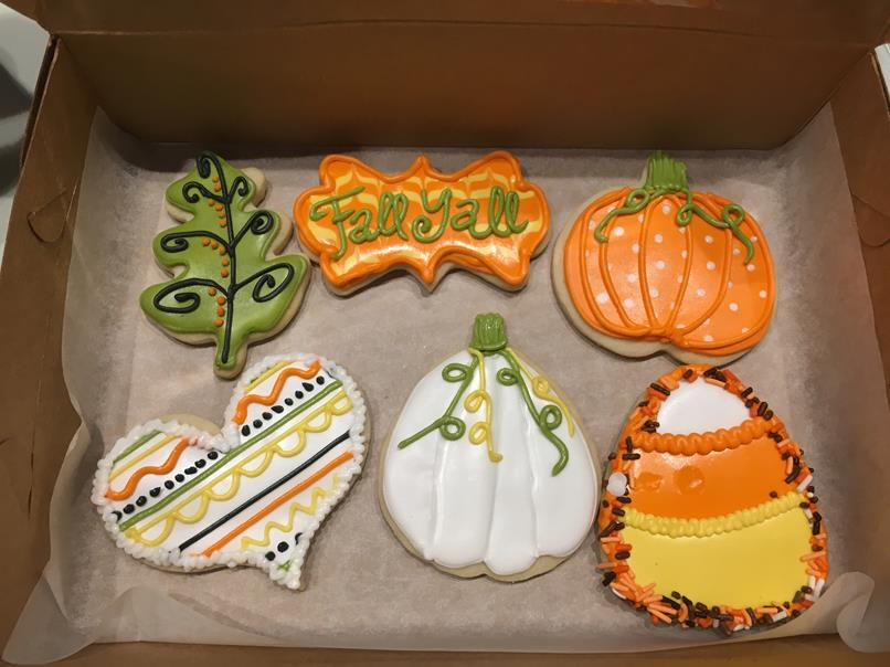 My set of cookies