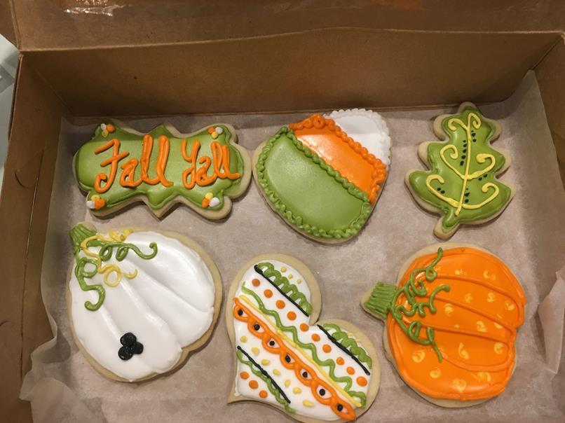 Mom's set of cookies