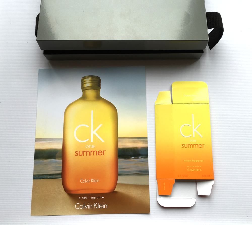 CK One Summer Ad