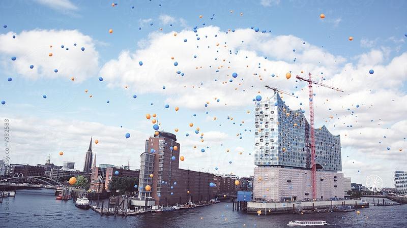 Vor den Toren, südlich von Hamburg, ca eine halbe Autostunde entfernt, Foto Stocksy -