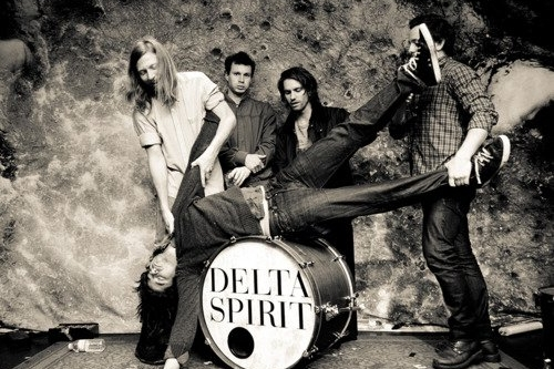 Brandon Young - Delta Spirit