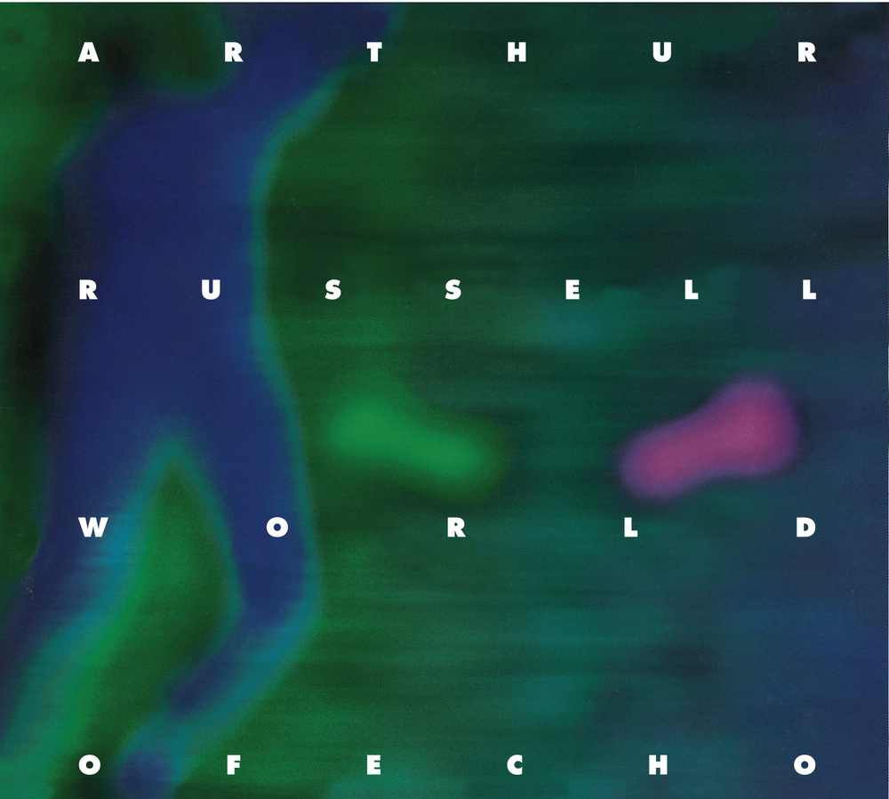 Arthur Russell – World of Echo    This reissue from 1986 is Arthur Russell's only full length record released during his lifetime.  World of Echo is a subdued work that largely relies on Russell's opulent, mahogany vocals and lush cello style.    15 minutes of this record becomes a cavernous night swell, as if you're sitting frontrow in empty Madison Square Garden watching a silent pyrotechnics display around Russell humbly seated in an oak chair.    His melodies meander and echo around the folds of the heavily reverbed and effected cello such that it's sonic landscape feels mellifluous.    It warps around your body and engulfs you like viscous floating energy.  I'd liken it to the hush of Pink Moon by Nick Drake if it weren't so weird.  Regardless, it is gorgeous and unique like an orchid.