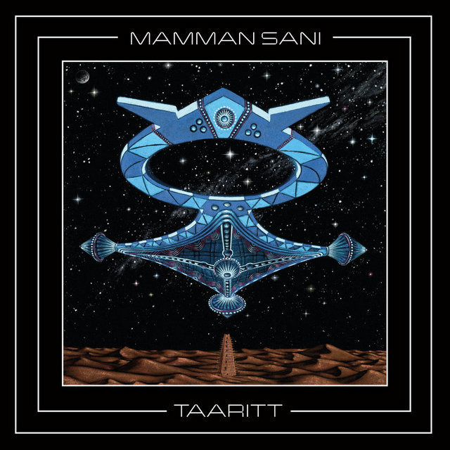 Mamman Sani – TAARITT    Mamman Sani is a Nigerian dude who's been playing in the background of Nigerian TV commercials and announcements for 30 years.  Only recently has Sahel Sounds reissued his first and only Cassette tape and now this record, TAARRITT, comprised of unreleased recordings from the mid-eighties.  Many people have compared his work to Kraftwerk cuz he was one of the first musicians from Africa to use synths and electronic sounds.  This music is laid back in the cut underneath some palm trees with a tiny umbrella drink, a joint and a hammock overlooking heat waves off the desert.  It is inherently spacey because of the synth tones but nothing gets too far out of the ordinary it just chills on some African scales and plays with your brain-waves.  Click the album art to see a documentary about Mamman Sani.