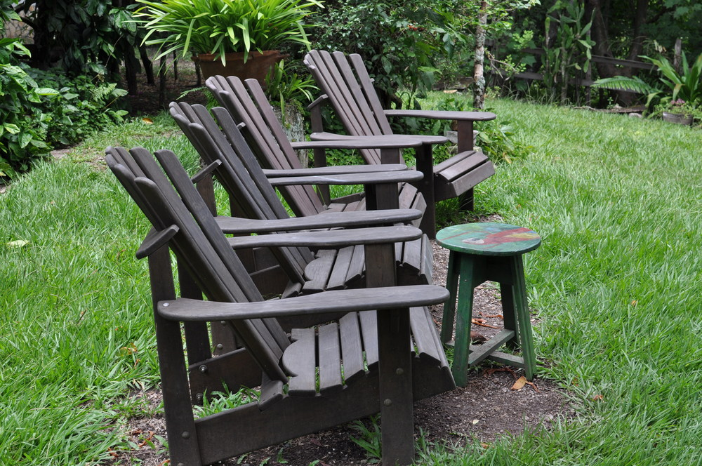 Comfy Adirondack Chairs