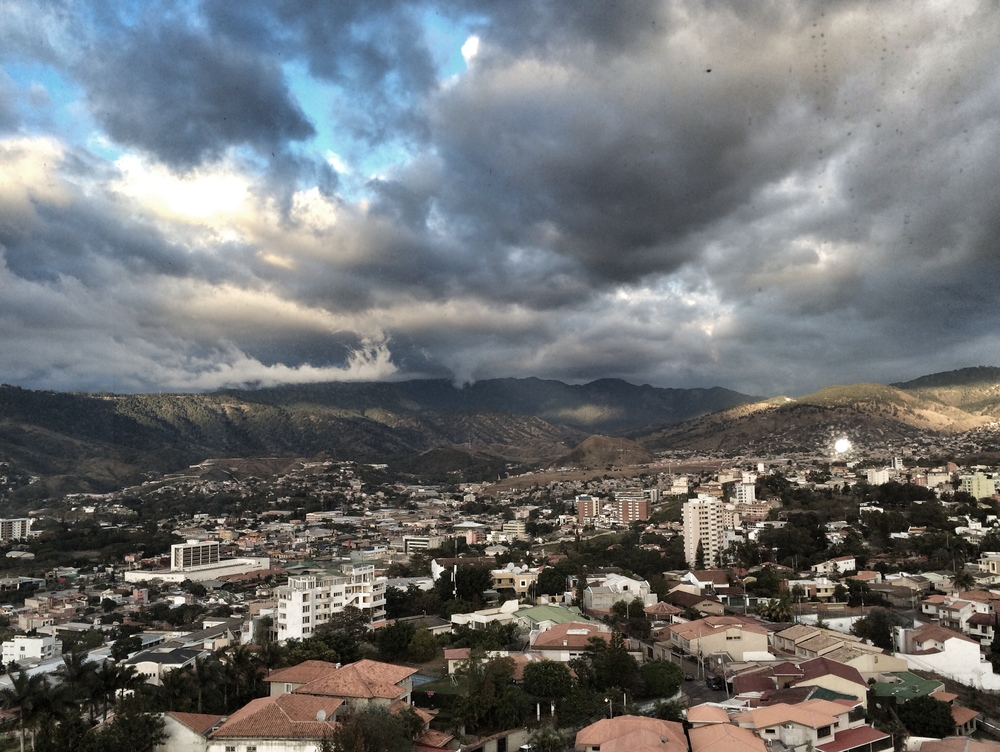 Tegucigalpa Views