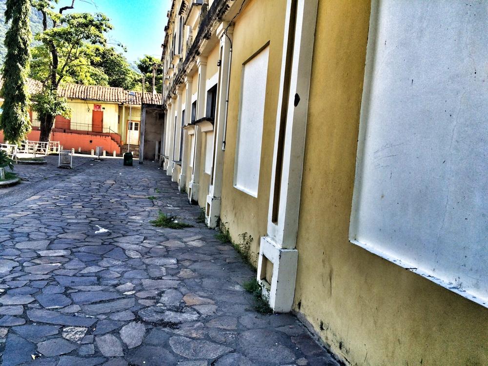 San Lorenzo Valle Street