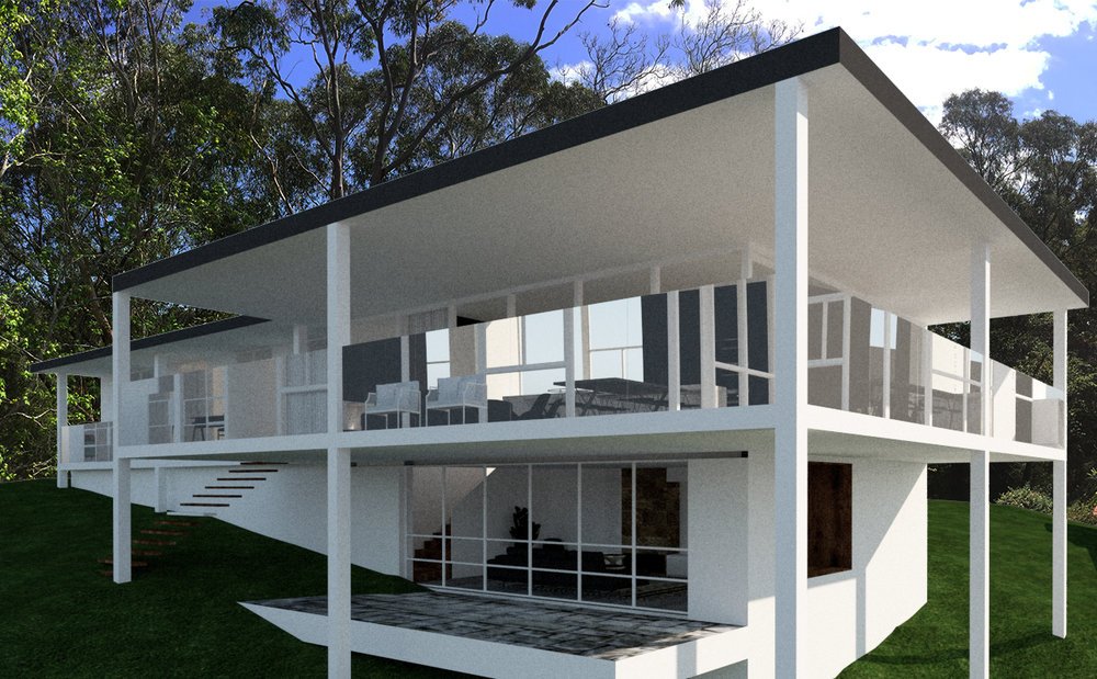 Rear Facade - 68 Boundary Road, WAHROONGA.png