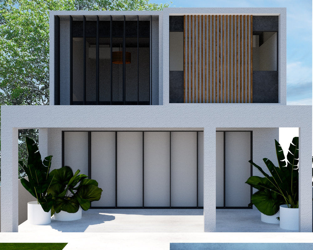 Rear facade - 36 Bundock Street, RANDWICK.jpg