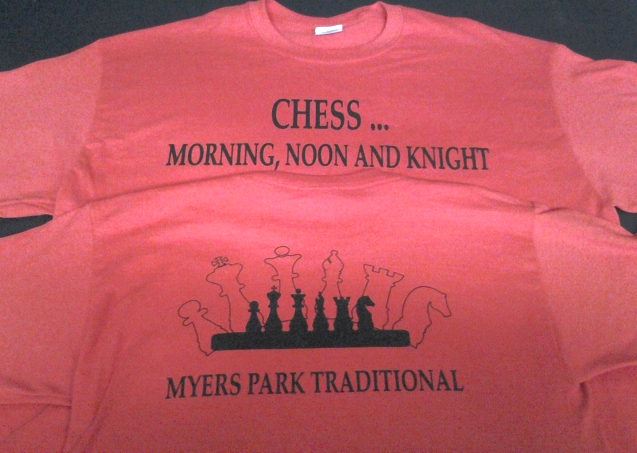t shirts for Myers Park Traditional school