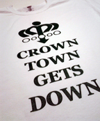 Live Free And Dye Crown Town t shirt