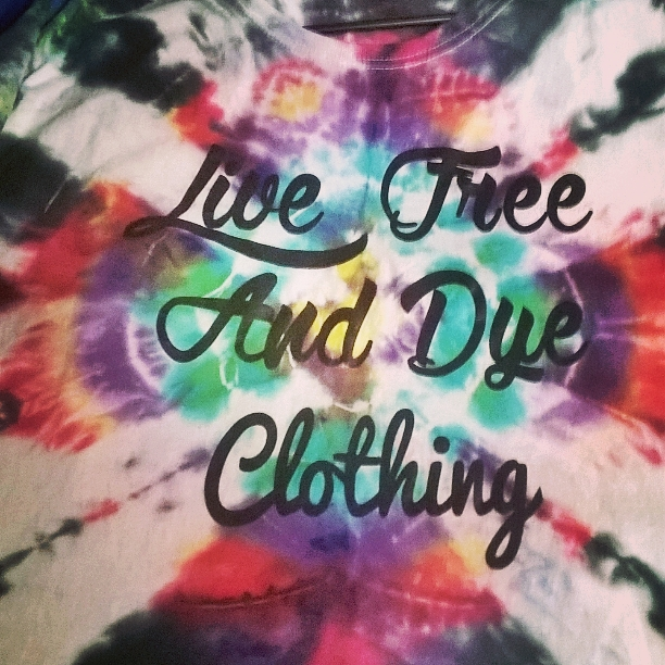 live free and dye charlotte clothing tie dye art local print design business shirts logo merchandise charlotte north carolina.jpg