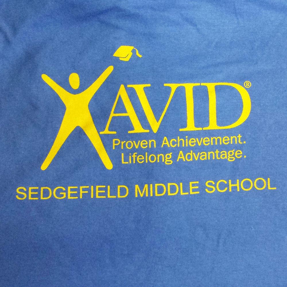 AVID sedgefield middle school 2017.jpg