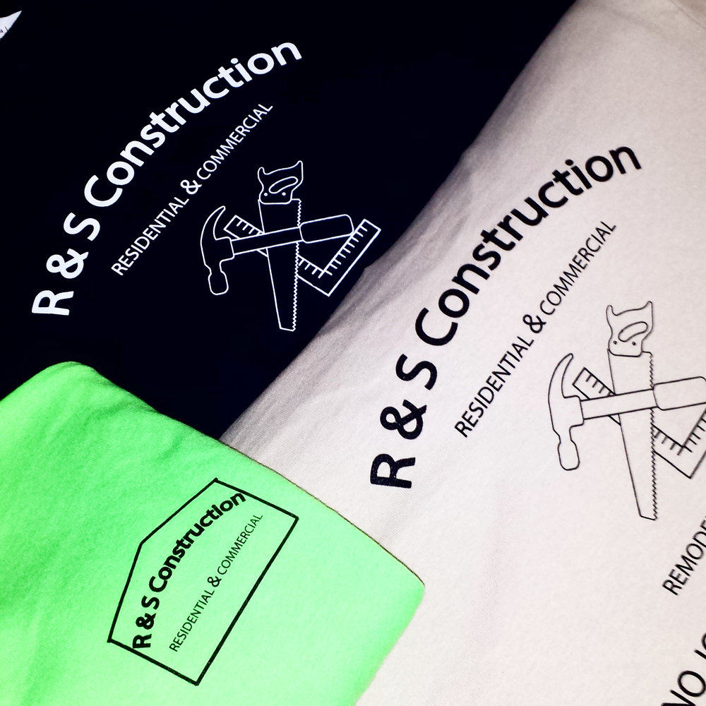 R & S Construction T shirts from Live Free And Dye Clothing.jpg