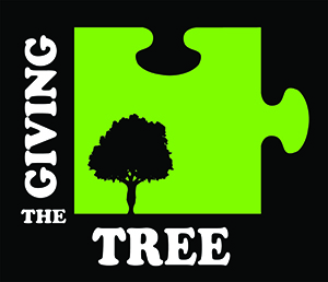 The Giving Tree Design produced by Live Free And Dye clothing and design