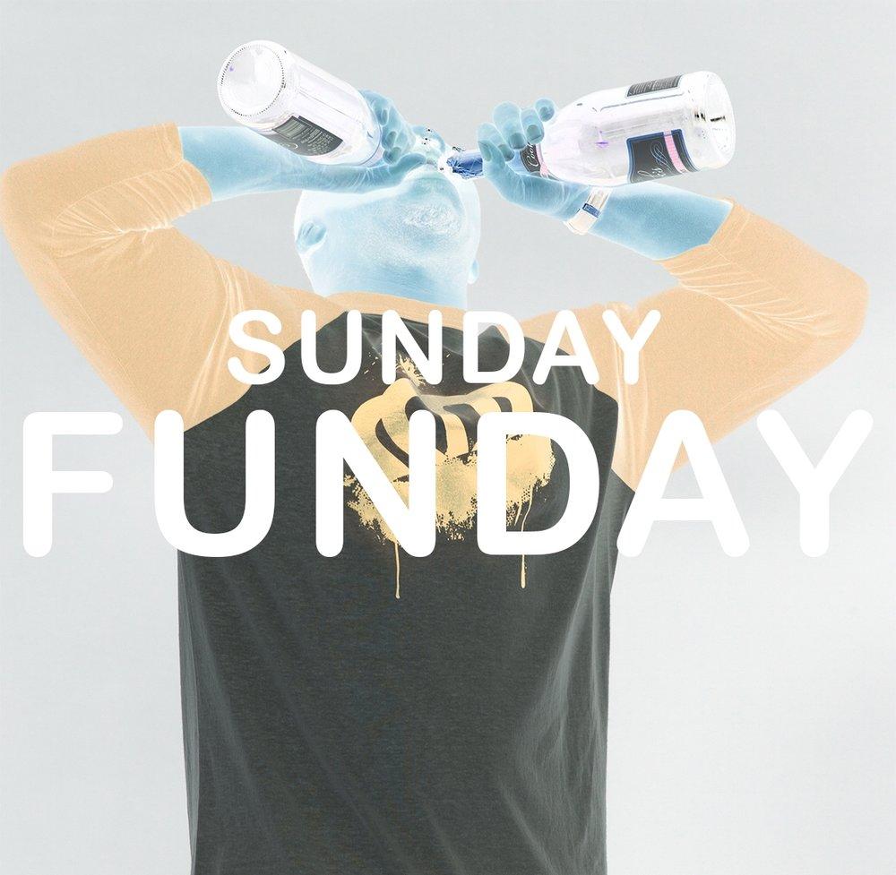 sunday funday charlotte crown graffiti shirt.jpg