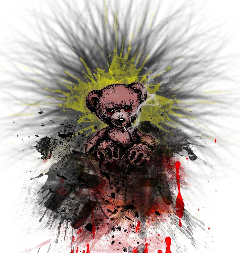 Defiant Bear Liberal Crack Art Brand.jpg