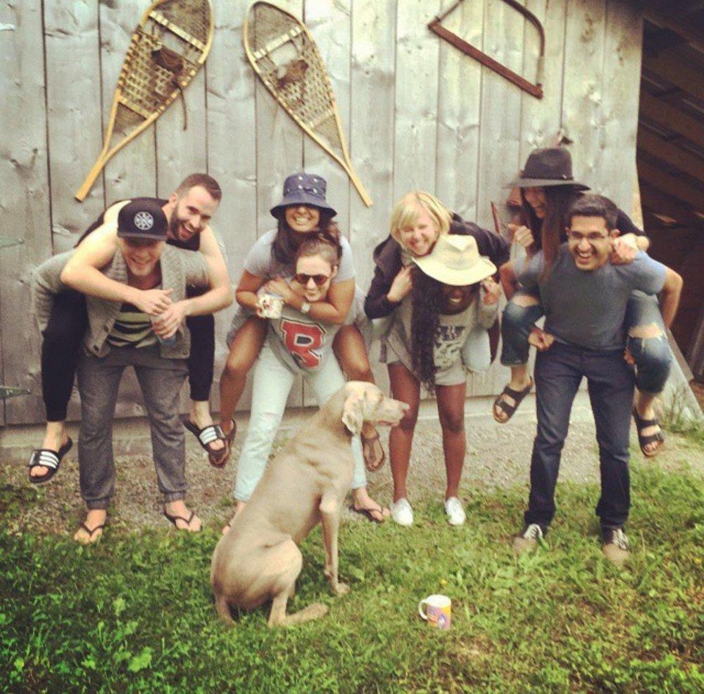 Virgin Crew Cottage Trip