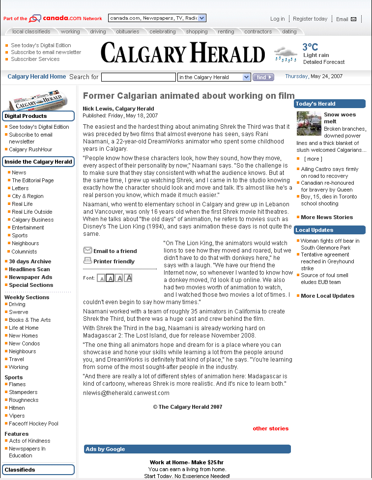 Newspaper Mention Calgary Herald.jpg