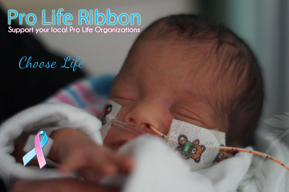 Pro Life Ribbon featured photo