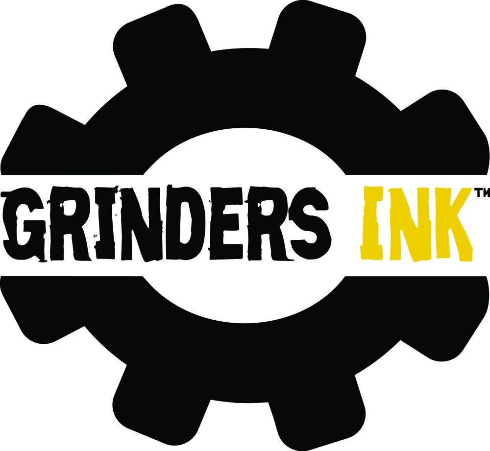 Grinders Ink Logo