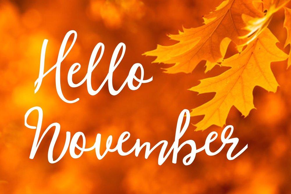 hello november lotts of designs