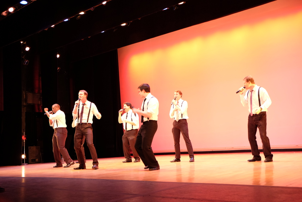 Performing at the 2014 Harmony Sweepstakes New York Regional Competition