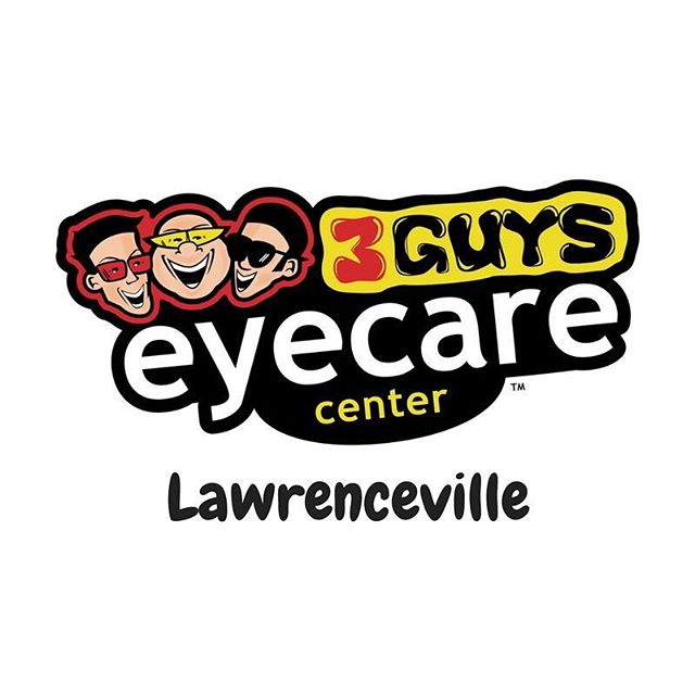 Hello! We would like to announce that we are changing our name! Chromos Eyewear on Butler Street will now be known as 3 Guys Eye Care Center Lawrenceville. You can expect the same great service and products with just some slight changes to our look. See you soon! Please follow @3guysoptical for new updates moving forward!