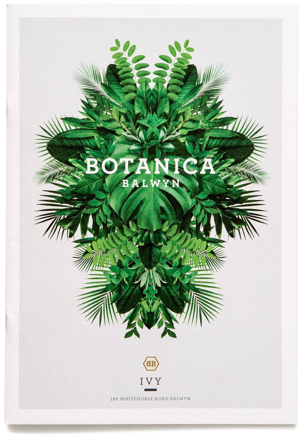 'Botanica' apartment brochure