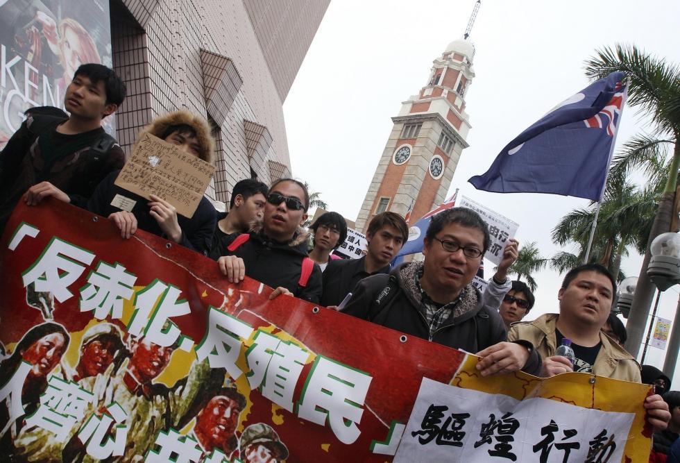 Photo via  SCMP